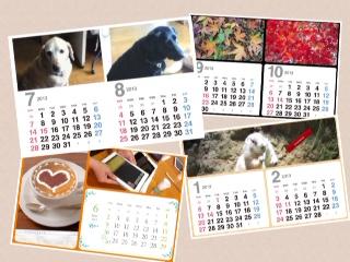 iPad(金)クラスでは、iPadでカレンダーを作りました