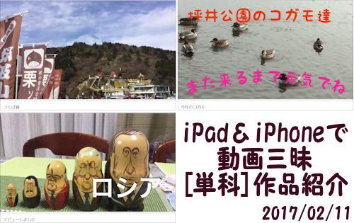 動画三昧(単科)