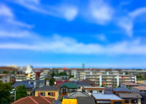 わが街、北習志野